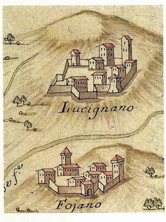 Foiano e Lucignano (1601)