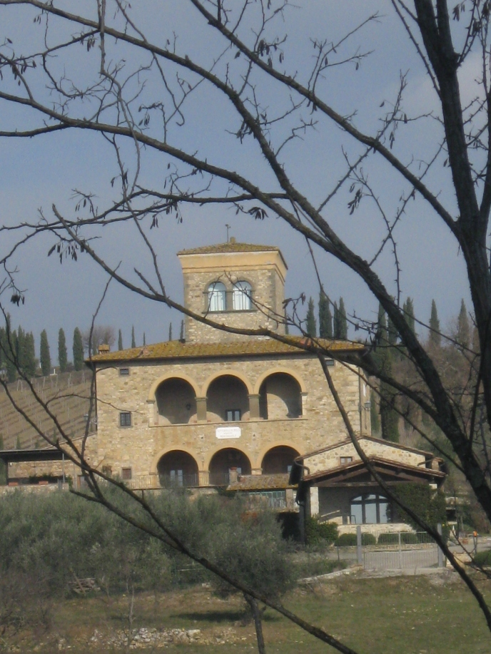 Radda in chianti, Le Marrangole