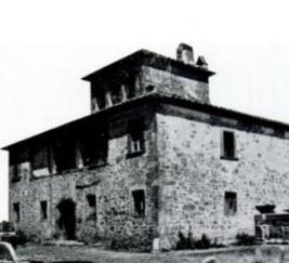 Colonica del Valdarno di Sopra