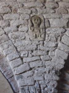 Pieve di Santo Stefano a Sorano particolare