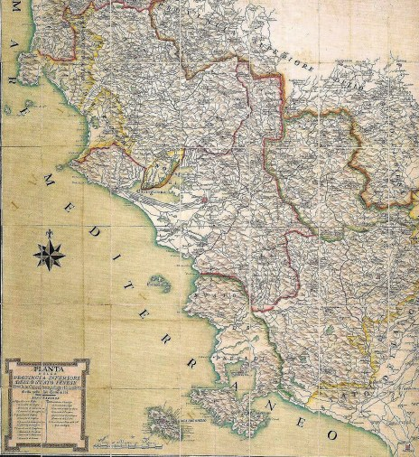 Provincia inferiore di Siena (1797)