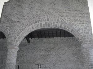 Pieve di Santo Stefano a Sorano interno