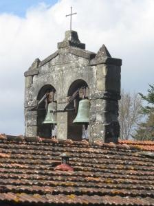 Petroio la torretta campanaria della chiesa di Santo Stefano