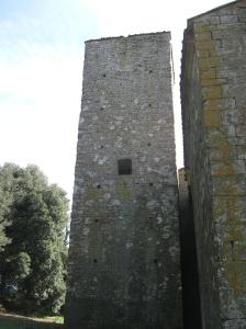 Abbazia di San Giusto la torre campanaria