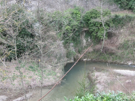Londa il torrente Rincine
