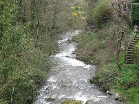 Il torrente Rincine