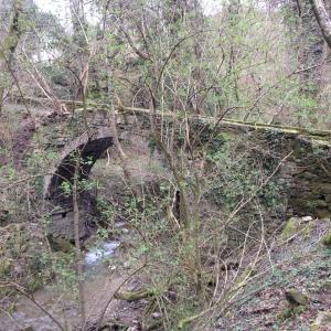 Fornace il ponte sul torrente omonimo
