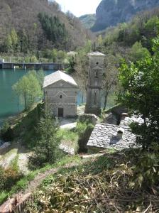 Isola Santa Chiesa di San Jacopo