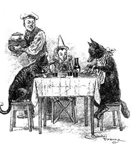 Carlo Chiostri illustratore del Pinocchio di Collodi