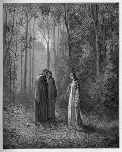 L'incontro di Dante con la Pa di Dorè