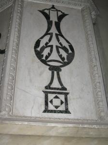 San Giovanni Maggiore, particolare ambone