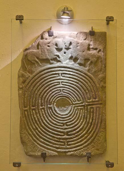 Pontremoli, Labirinto di San Pietro