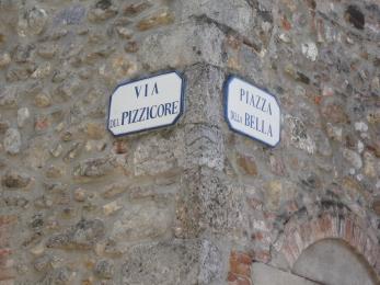 San Lorenzo a Merse tra le vie del Borgo