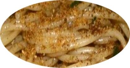 Pici in mollica