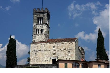 Barga, Duomo