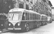 1 aprile 1951 si inaugura la linea filoviaria
