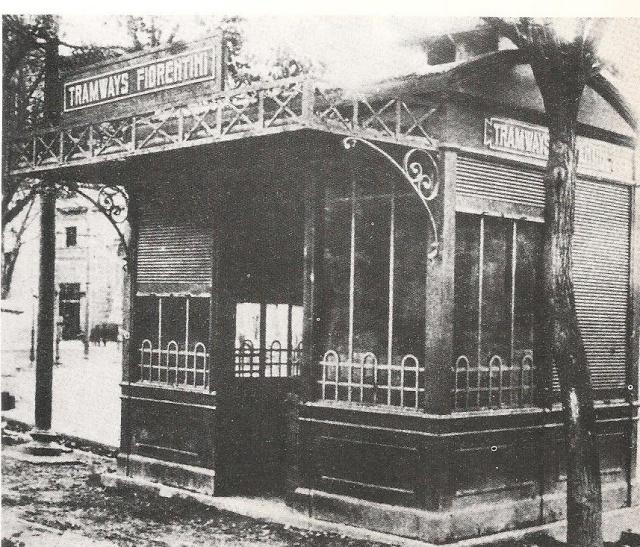 1920 - Sala di aspetto.