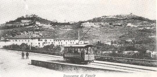 1895 - Tram n.9 a San Domenico