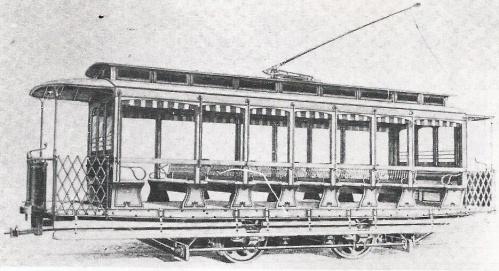 1894 - vettura a