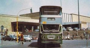 1983 - Bipiano Aerfer della linea 9 per l'Isolotto