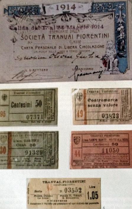 Titoli di viaggio 1912
