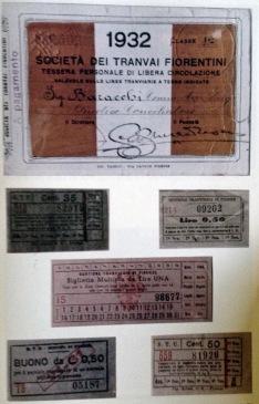 Titoli di viaggio 1932