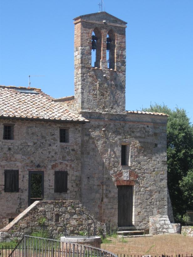 Crevole la pieve di Santa Cecilia
