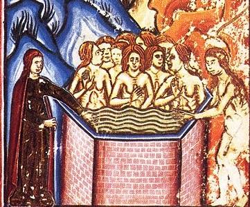 Donne ai bagni solfurei per curare la sterilità
