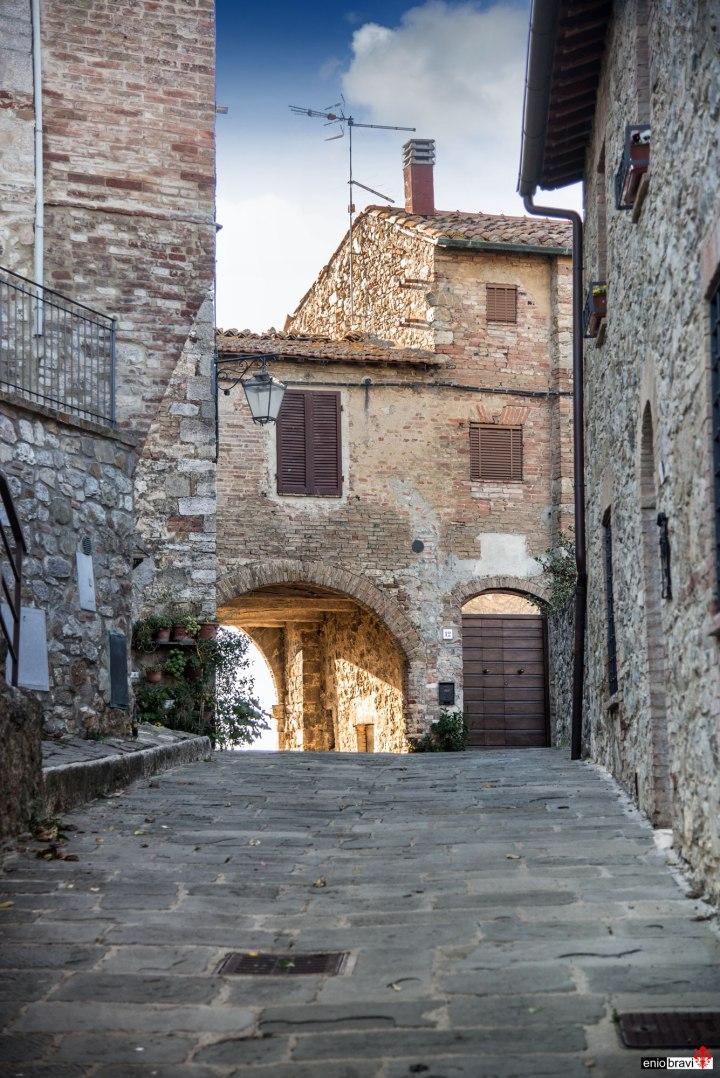 Castiglione d'Orcia (Siena)