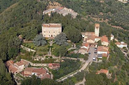 Il castello di Montemurlo