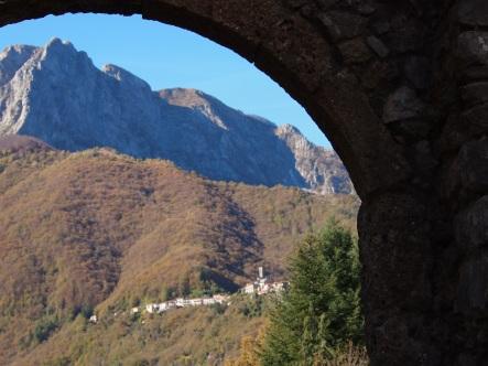 Vagli di sopra da Sant'Agostino a vagli di Sotto