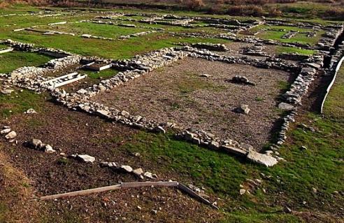 Zona archeologica di Gonfienti (Prato)