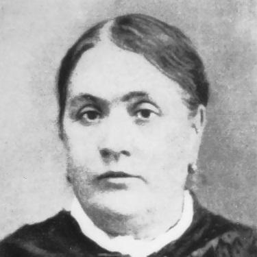 Albina Magi, madre di Giacomo Puccini