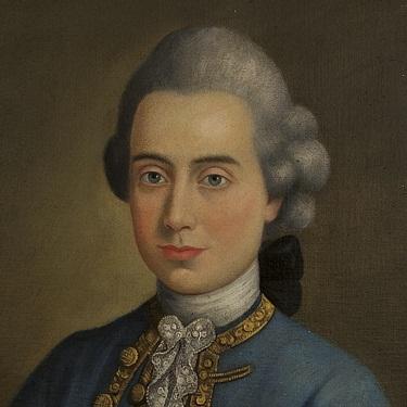 Ritratto di Antonio Puccini (1747