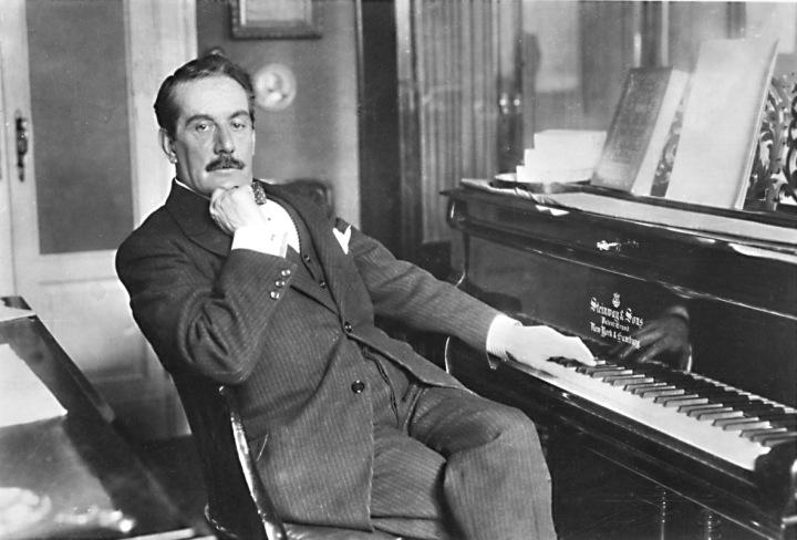 Giacomo Puccini (1858-1934)
