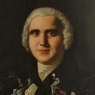 Ritratto di Giacomo Puccini (1712-