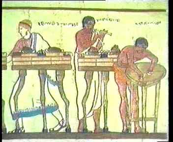 Tomba Golini 1, Orvieto, particolare