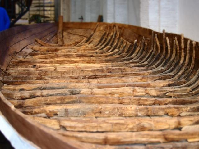 Museo delle navi antiche di Pisa il traghetto, la nave I