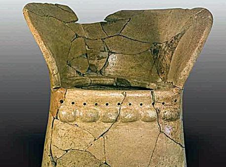Trono etrusco