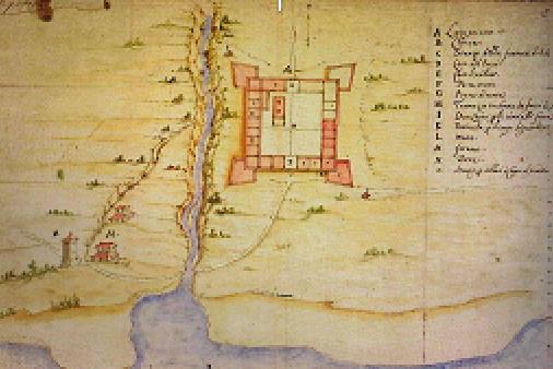 Forte e torre di Antignano (sec. XVII)