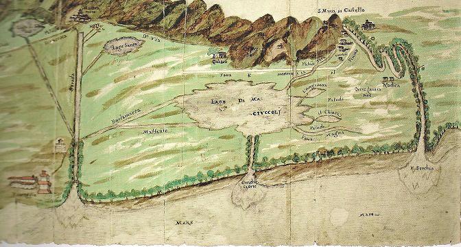 Viareggio e Massaciuccoli (XVI-XVII secolo)