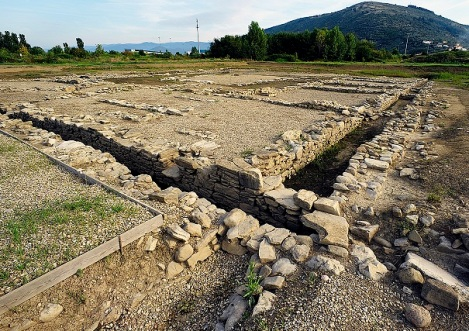 Area archeologica di Gonfienti