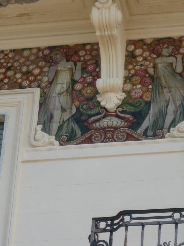 Galleria immagini viareggio in liberty tuttatoscana - Bagno flora viareggio ...