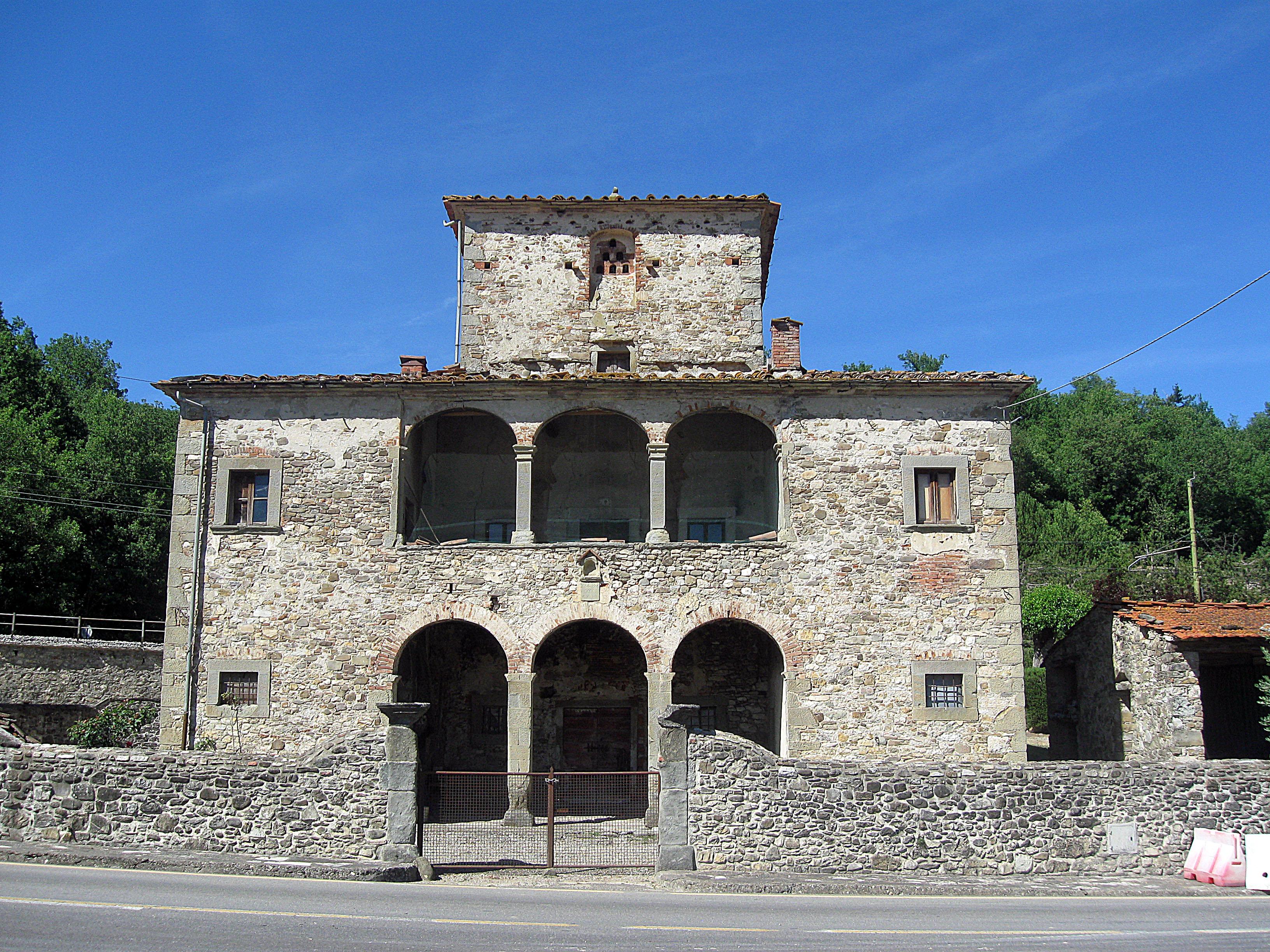 Casa colonica in toscana tuttatoscana - Piano casa toscana ...