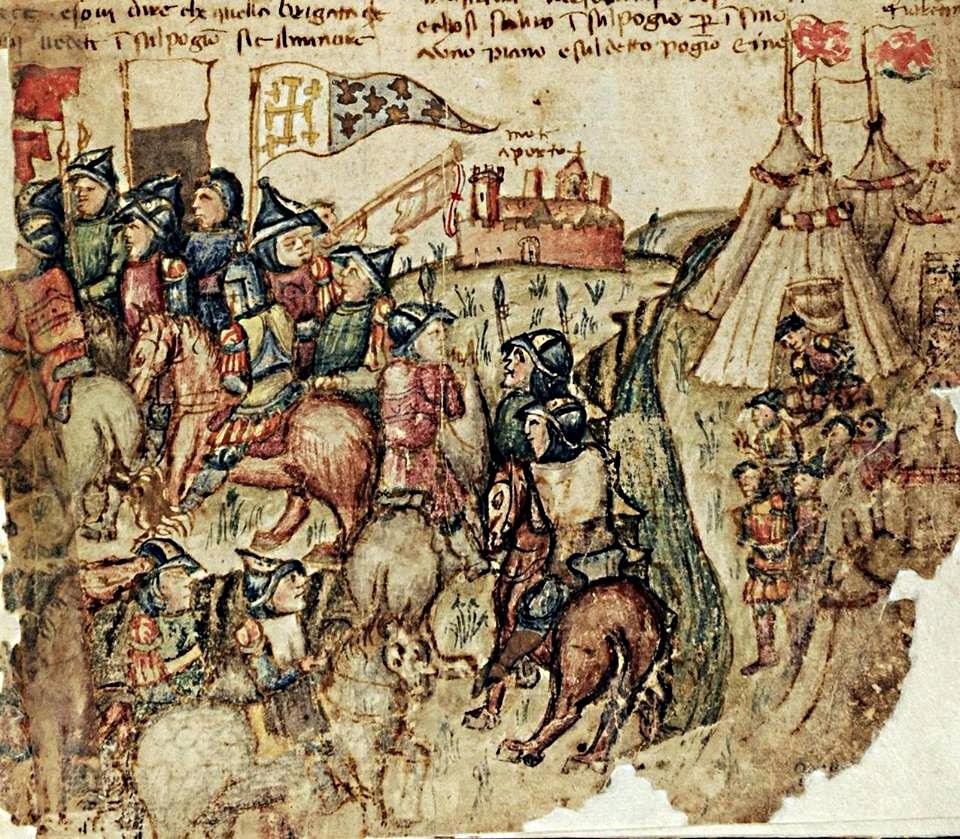 La battaglia di Montaperti nella Divina Commedia – tuttatoscana